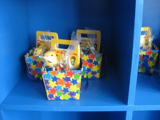 lego birthday party favors