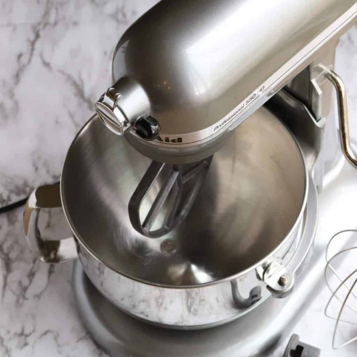 dime test for kitchenaid mixer