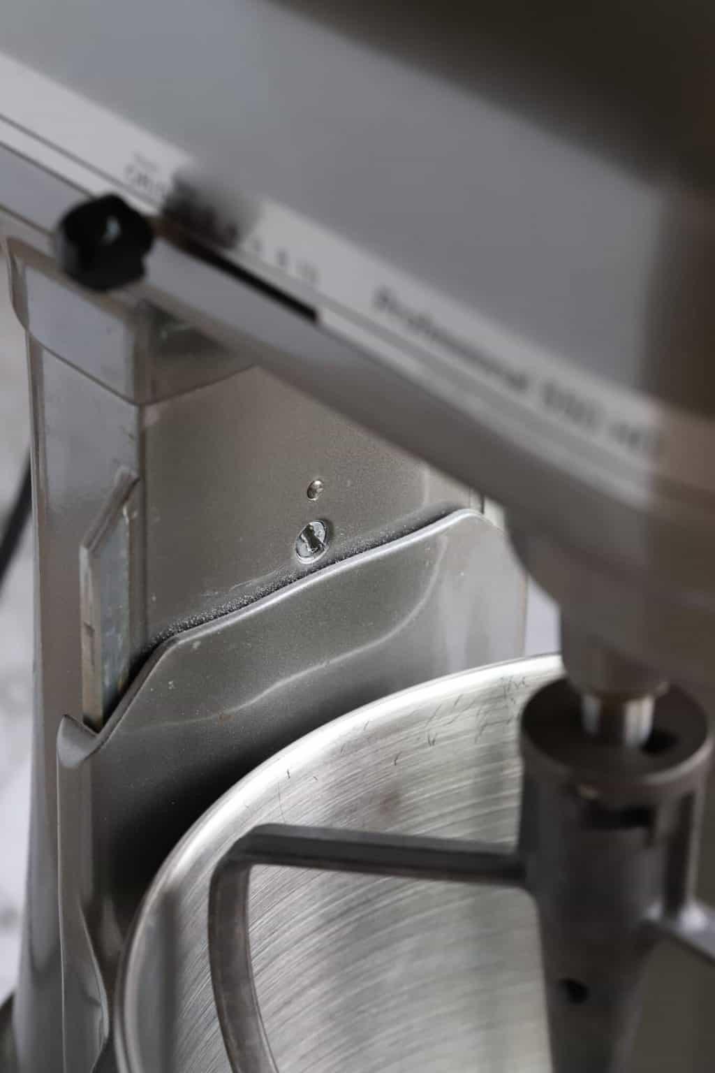 Stand Mixer Test Kitchen