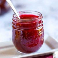 Plum Jam Recipe