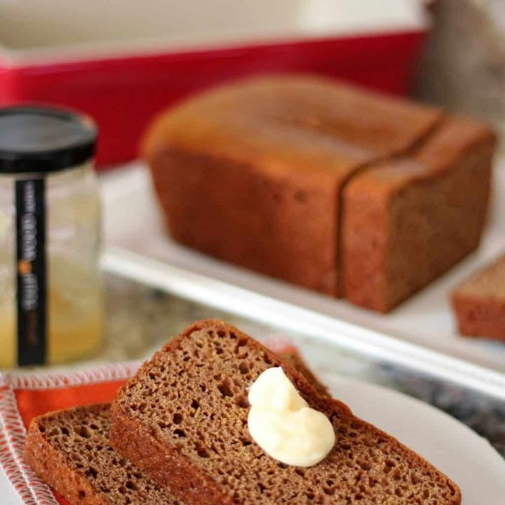 Honey Spice Bread #TwelveLoaves November