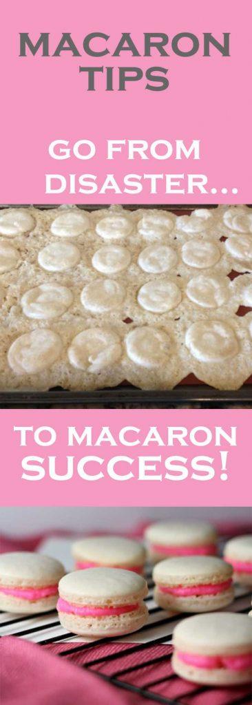 Macaron Baking Tips
