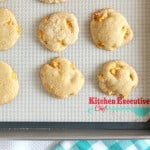 nectarine drop cookies