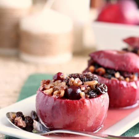 Baked Apples #WholeFoods #Giveaway