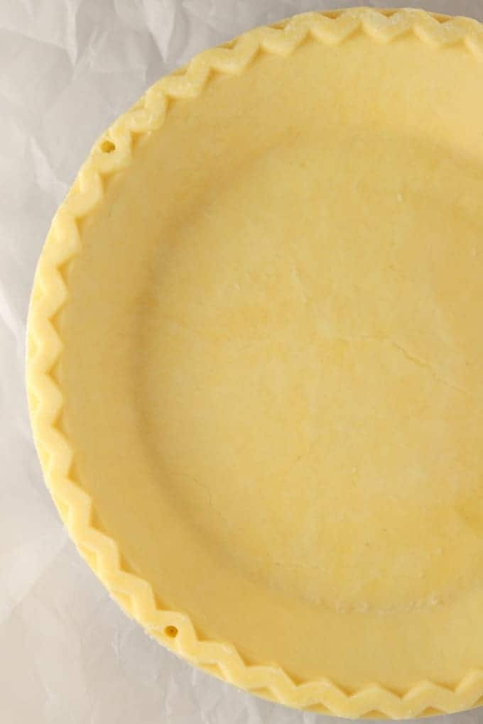 gluten free frozen store bought pie crust