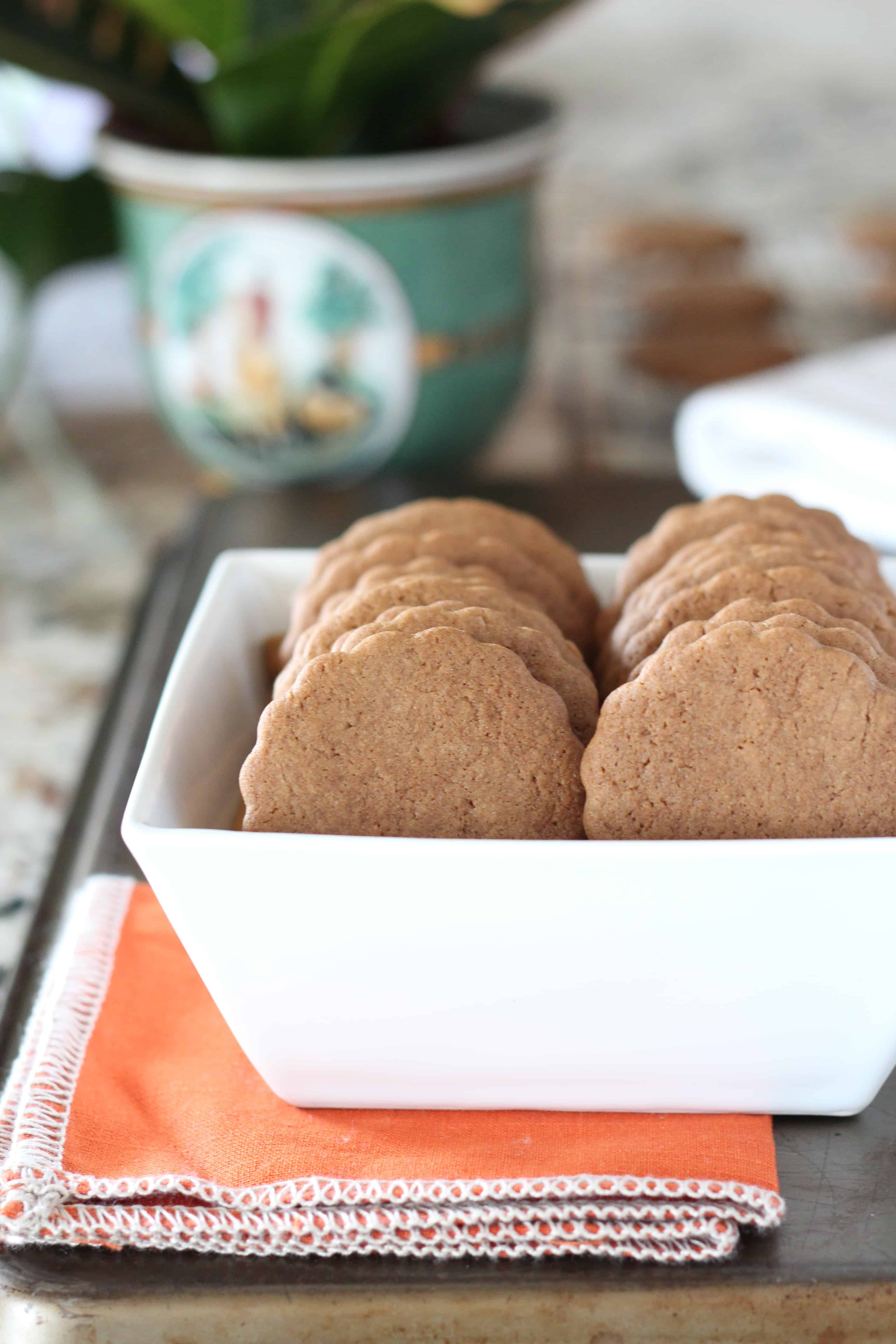 The Best Swedish Ginger Cookies Pepparkakor A Baker S House