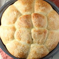 Overnight Rosemary Rolls #BreadBakers