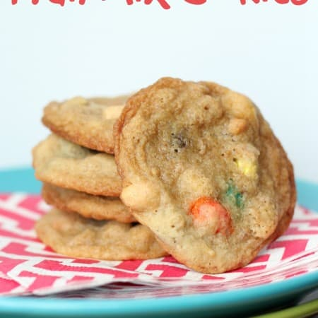 Trail Mix Cookies with #CreativeCookieExchange