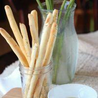 Rosemary Breadsticks