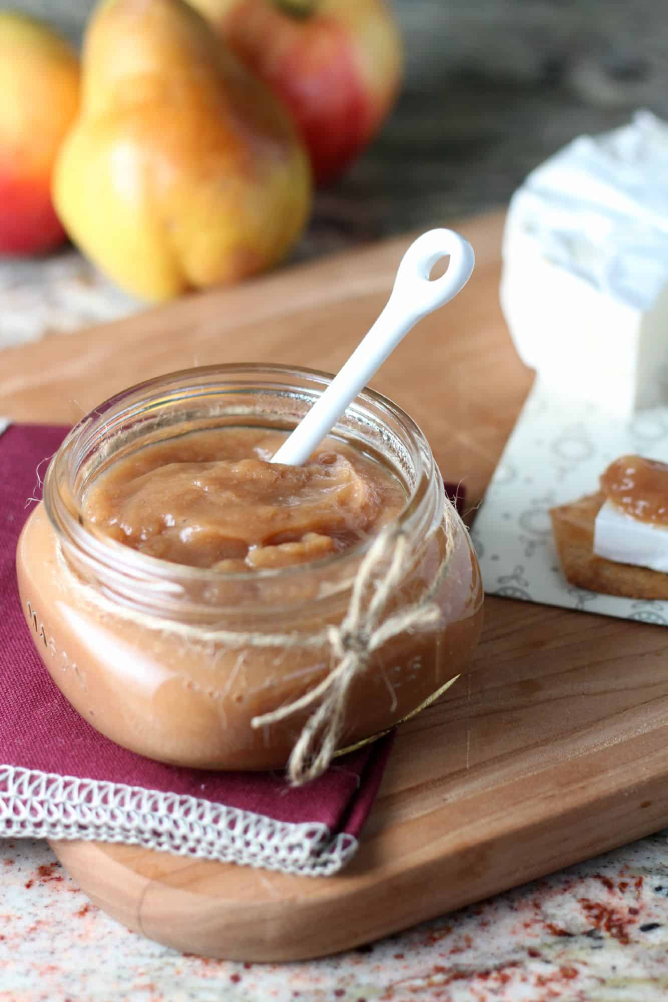 Spiced Apple-Pear Butter and a #WholeFoods #Giveaway | A ...