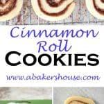 Cinnamon Roll Cookies Step by Step