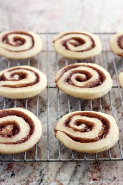 cinnamin roll cookies