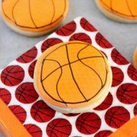 How to Make Basketball Cookies