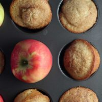 Apple Cider Muffins