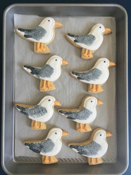 seagull cookies
