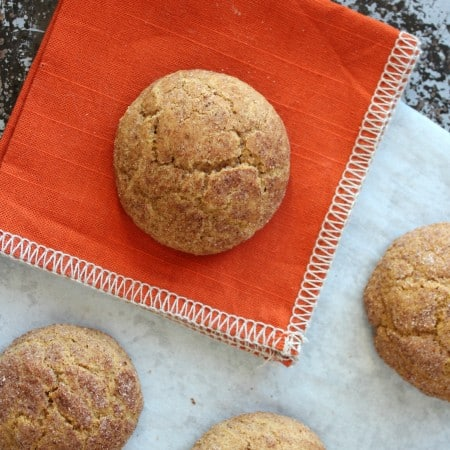 Pumpkin Snickerdoodles with #Sprouts