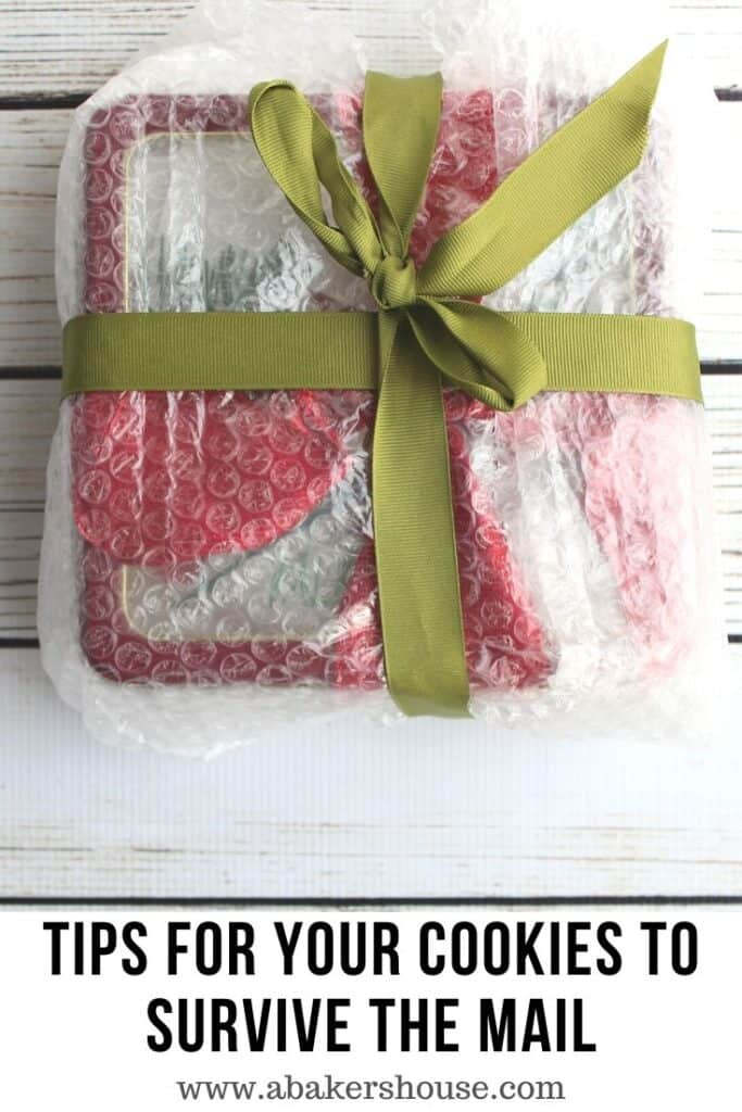How to package cookies in the mail without fail!