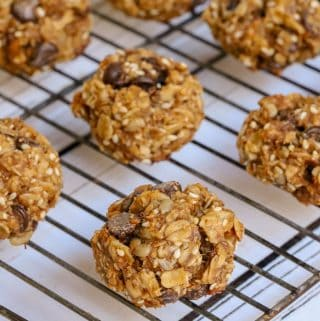 Breakfast Cookies with #Sprouts