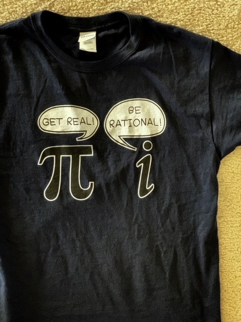 Pi Day shirt with Pi Day Jokes