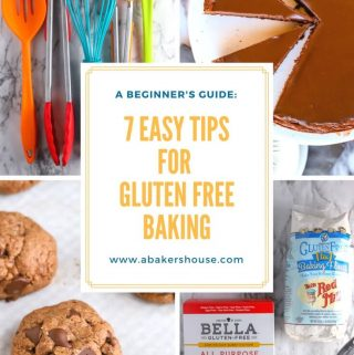 Gluten Free Baking — 7 Easy Tips for Beginners