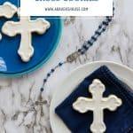 St Nicholas Cross Cookie