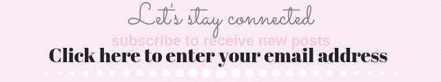 Stay Connected Sign up by email