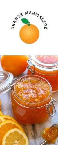 Image for orange marmalade and printable on resource library page