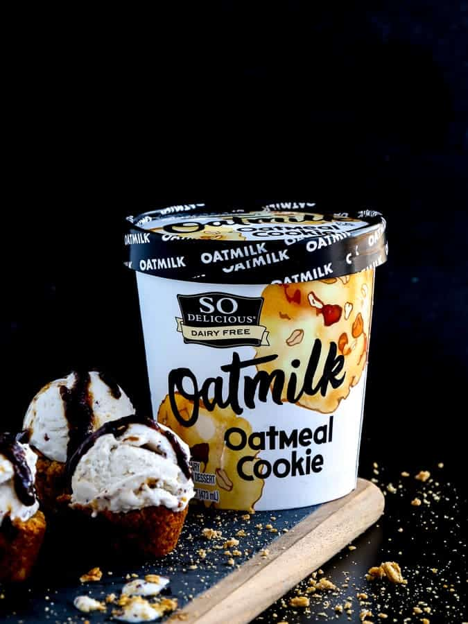 Pint of Oatmilk Oatmeal Cookie from So Delicious