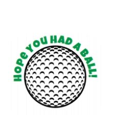 Have a ball golf label for free printable